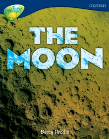 Oxford Reading Tree: Level 14: Treetops Non-Fiction: The Moon, Paperback Book
