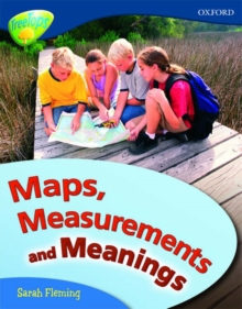 Oxford Reading Tree: Level 14: Treetops Non-Fiction: Maps, Measurements and Meanings, Paperback Book