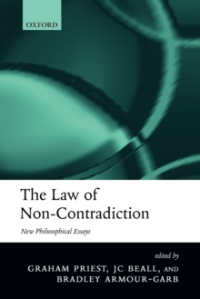 The Law of Non-Contradiction, Paperback / softback Book
