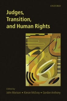 Judges, Transition, and Human Rights, Hardback Book