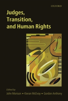 Judges, Transition, and Human Rights, Paperback Book
