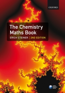 The Chemistry Maths Book, Paperback / softback Book