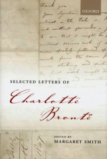 Selected Letters of Charlotte Bronte, Hardback Book
