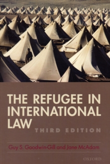 The Refugee in International Law, Paperback Book
