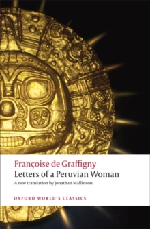 Letters of a Peruvian Woman, Paperback Book
