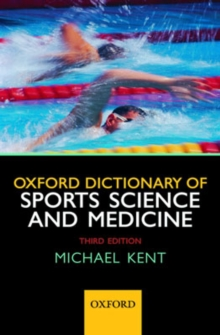Oxford Dictionary of Sports Science and Medicine, Paperback Book