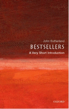 Bestsellers: A Very Short Introduction, Paperback Book