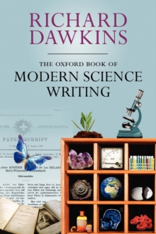 The Oxford Book of Modern Science Writing, Paperback / softback Book