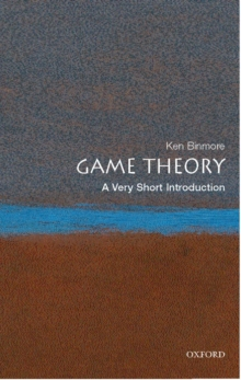 Game Theory: A Very Short Introduction, Paperback / softback Book