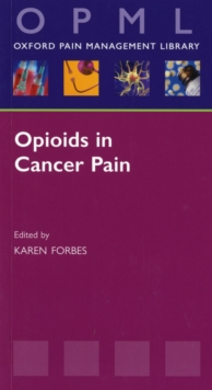 Opioids in Cancer Pain, Paperback / softback Book