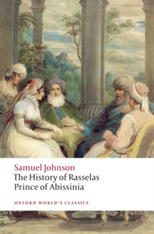 The History of Rasselas, Prince of Abissinia, Paperback Book