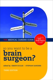 So you want to be a brain surgeon?, Paperback / softback Book