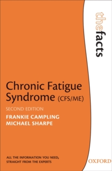 Chronic Fatigue Syndrome, Paperback / softback Book