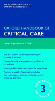 Oxford Handbook of Critical Care, Part-work (fasciculo) Book