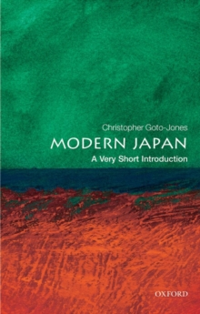 Modern Japan: A Very Short Introduction, Paperback Book
