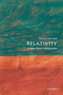 Relativity: A Very Short Introduction, Paperback / softback Book
