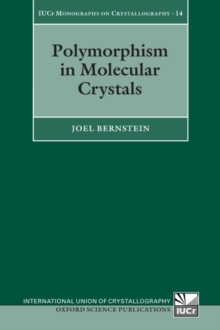 Polymorphism in Molecular Crystals, Paperback / softback Book