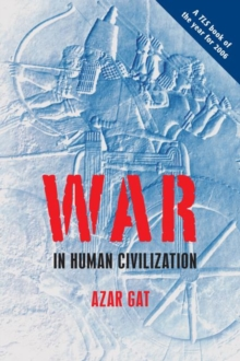 War in Human Civilization, Paperback Book