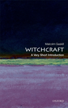 Witchcraft: A Very Short Introduction, Paperback / softback Book