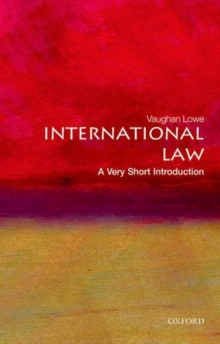 International Law: A Very Short Introduction, Paperback Book