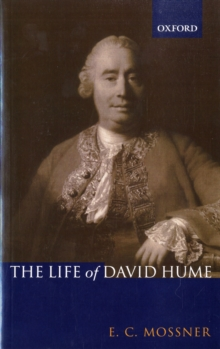 The Life of David Hume, Paperback / softback Book