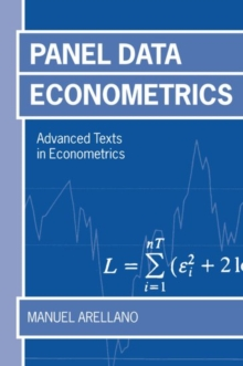 Panel Data Econometrics, Paperback Book