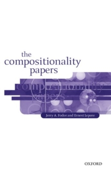 The Compositionality Papers, Paperback / softback Book