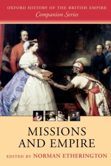 Missions and Empire, Paperback / softback Book