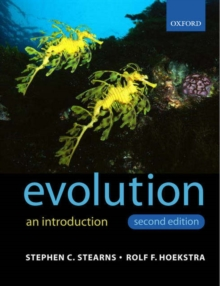 Evolution, Paperback / softback Book