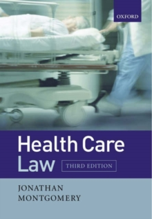 Health Care Law, Paperback Book