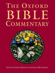 The Oxford Bible Commentary, Paperback Book