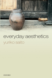 Everyday Aesthetics, Hardback Book