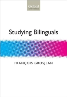 Studying Bilinguals, Paperback / softback Book