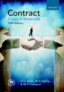Contract, Paperback Book