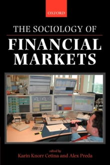 The Sociology of Financial Markets, Paperback / softback Book