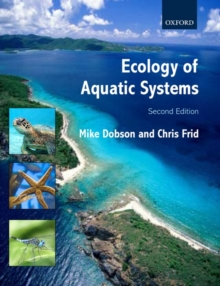 Ecology of Aquatic Systems, Paperback Book