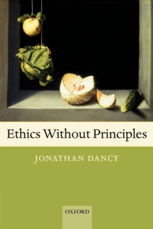 Ethics Without Principles, Paperback / softback Book