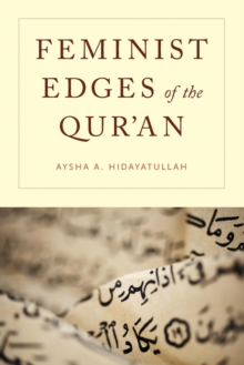 Feminist Edges of the Qur'an, Paperback Book