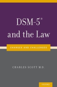 DSM-5 (R) and the Law : Changes and Challenges, Paperback / softback Book