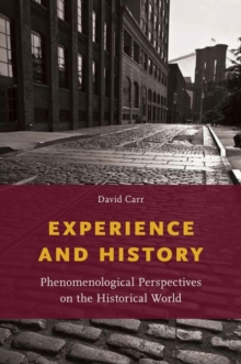 Experience and History : Phenomenological Perspectives on the Historical World, Hardback Book