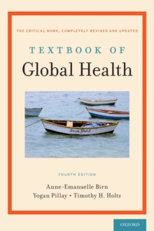 Textbook of Global Health, Hardback Book