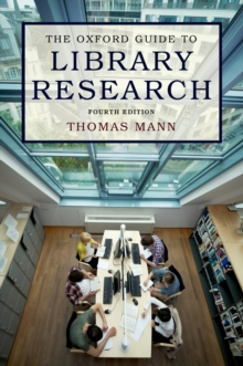 The Oxford Guide to Library Research, EPUB eBook