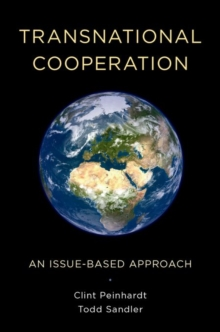 Transnational Cooperation : An Issue-Based Approach, Paperback / softback Book
