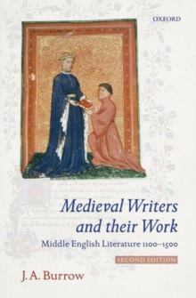 Medieval Writers and their Work : Middle English Literature 1100-1500, Paperback Book