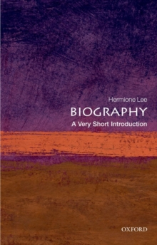 Biography: A Very Short Introduction, Paperback / softback Book