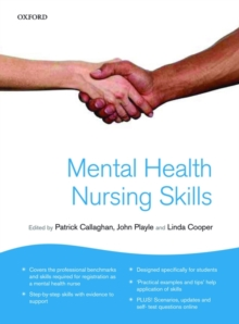 Mental Health Nursing Skills, Paperback Book