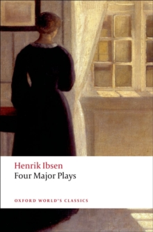 Four Major Plays : (Doll's House; Ghosts; Hedda Gabler; and The Master Builder), Paperback Book