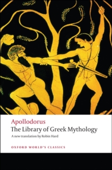 The Library of Greek Mythology, Paperback Book
