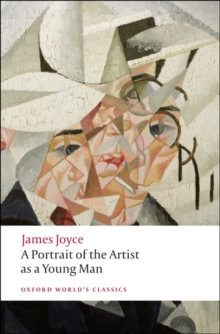A Portrait of the Artist as a Young Man, Paperback Book