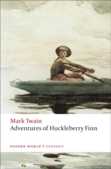 Adventures of Huckleberry Finn, Paperback Book